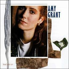 Amy Grant Lead Me On SEALED vinyl LP record cut out Christian country