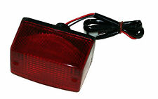 Suzuki TS125X rear light complete (84-88) - fast despatch