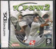 Top Spin 2 Videogioco Nintendo DS NDS Sigillato 5026555041164