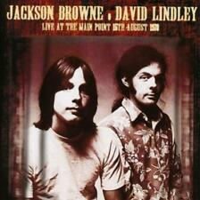 Live At The Main Point,15th August 1973 von Jackson Browne & David Lindley, CD