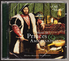 MUSIC FOR PRINCES & AMBASSADORS - NEW & SEALED CD (2006)