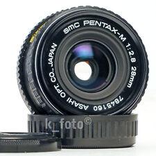 Pentax SMC-M 2,8 / 28 * PK