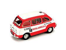Fiat 600d Multipla Amaro 18 Isolabella (1960) 1:43 2007 R410 BRUMM