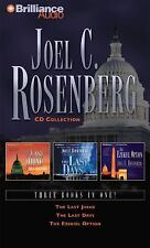 Joel C. Rosenberg CD Collection: The Last Jihad, The Last Days, and The Ezekiel