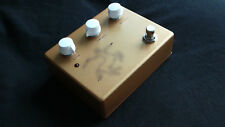 Overdrive Effects Pedal -- True Bypass  Unbranded