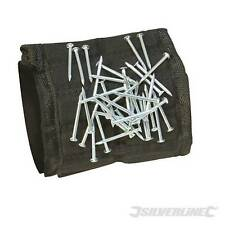 MAGNETIC ADJUSTABLE WRISTBAND,HOLD STORE PINS,NAILS,SCREWS,BITS PARTS TRAY