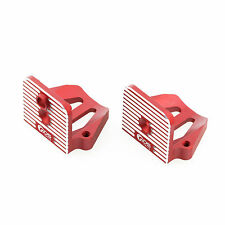 GDS Racing Motor Mount Set Red for RC Monster Truck Traxxas X-MAXX 1/5