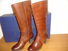 Caprice bottes 9-25501-21 walking on air marron taille 6.5 & zip