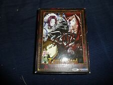 Trinity Blood - Box Set (DVD, 2007, 6-Disc Set)