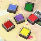 5 Color DIY Washable Kids Foam Ink Stamp Pad Set Inkpad Child-safe Pop Q