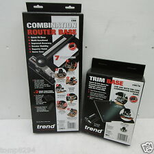 TREND CRB COMBINATION ROUTER BASE  & TRIM BASE CRB/TB ATTACHMENT