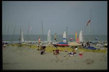 369084 Popular Seaside Resort Knokke West Flanders Belgium A4 Photo Print