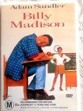 Billy Madison (DVD, 2001) * USED *