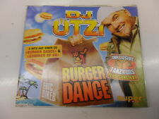 Cd  DJ Ötzi  ‎– Burger Dance