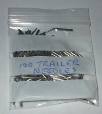 100 trailer needles for use on worn records or fimophone etc