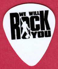 QUEEN WE WILL ROCK YOU GUITAR PICK - AWESOME!