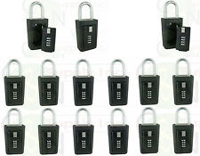 15 lockboxes realtor key storage lock box real estate 4 digit lockbox