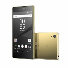 Sony  Xperia Z5 (aktuellstes Modell) - 32GB - Gold (T-Mobile) Smartphone