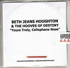 BETH JEANS HOUGHTON Yours Truly Cellophane Nose UK 10trk no'd promo CD title slv