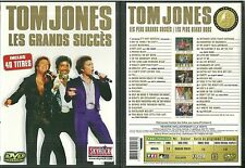 DVD - TOM JONES : Le meilleur de TOM JONES / BEST OF - VIDEO HITS