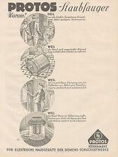 J1137 PROTOS - Pubblicità grande formato - 1927 Old advertising