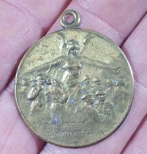 France medaille journée pour les blesses tuberculose WW1 par Lalique