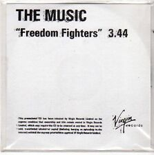 (EO321) The Music, Freedom Fighters - DJ CD