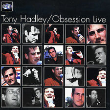 TONY HADLEY OBSESSION LIVE CD NEW SEALED FREE SHIPPING