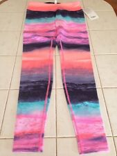 NWT LULULEMON BEACHSCAPE WUNDER UNDER SZ 10 SOLD OUT! Super RARE! AmaZing !