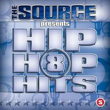The Source Presents Hip-Hop Hits, Vol. 8 (CD) NEW Ja Rule - Kanye West - MORE