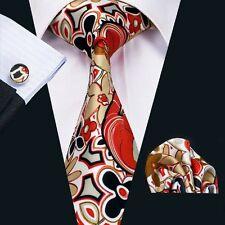 Hochzeit Krawatte Herren stilvoll Seide Krawatte-Satz Neu eingetroffen N-1236