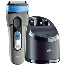 Braun CoolTec CT5cc Electric Shaver Shaving Machine for Men Cooling & Cleaning