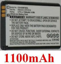 Batterie 1100mAh type BTR7519 HB5A2H Pour Cricket Crosswave