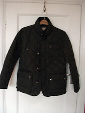 NEXT BOYS BROWN PADDED JACKET AGE 12
