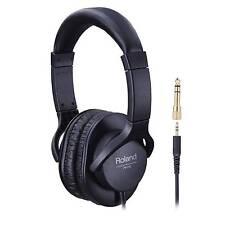 Roland RH5 Headphones - Closed Back Pro Stereo Headphones