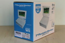 Nintendo Wii 7 inches Portable RGB  LCD Monitor Home and Car Use New Loomax
