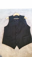 Dolce & Gabbana black formal waistcoat - 48EUR (medium)