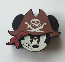 Mickey Mouse Pirate Car Antenna Topper Disney World Theme Park NEW