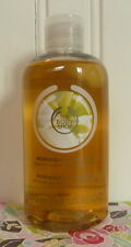 THE BODY SHOP MORINGA SHOWER GEL (8.4 OZ) BODY WASH (SOAP FREE)