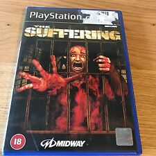 The Suffering PS2 PlayStation 2 Game | PAL Complete | Brutal Survival Horror
