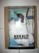 Alvin Ailey American Dance Theater Barbie Doll(Pink Label) NIB
