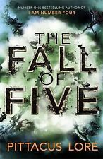 The Fall of Five (Lorien Legacies 4), Lore, Pittacus, New Condition