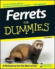 Ferrets for Dummies® by Kim Schilling (2007, Paperback)