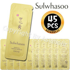 Sulwhasoo Essential Firming Cream EX 1ml x 45pcs (45ml) Sample AMORE PACIFIC