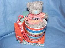 Me To You Bär Happy Birthday Becher Und bär Set Geschenk G91G0162 Tatty Teddy