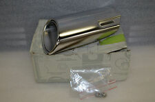 2010-2013 MERCEDES W204 C-CLASS REAR RIGHT EXHAUST TIP **NEW** OEM 2044906427
