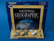 Galoob - MICRO MACHINES - WINGS OF WORLD WAR 2 - National Geographic GIG