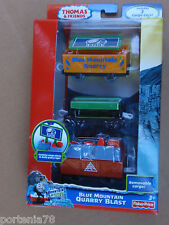 Thomas & Friends Trackmaster BLUE MOUNTAIN QUARRY BLAST