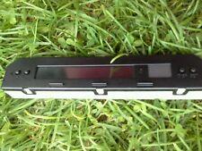 2007 - 2012 SUZUKI SX4 UPPER CENTER DASH CLOCK OEM