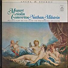MOZART: Violin Concertos No. 5/No. 5-NM1965?LP NATHAN MILSTEIN/PHILHARMONIA ORCH
